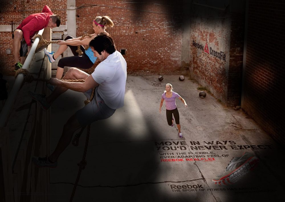opacity map on reebok ad